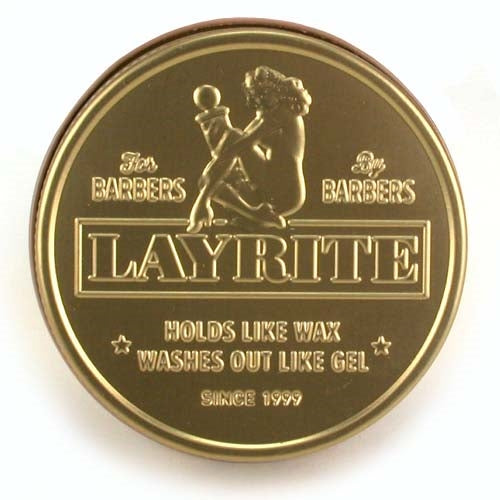 Layrite Deluxe | Cement Clay Pomade | Mens Hair Pomade | SAME DAY POST | GENUINE