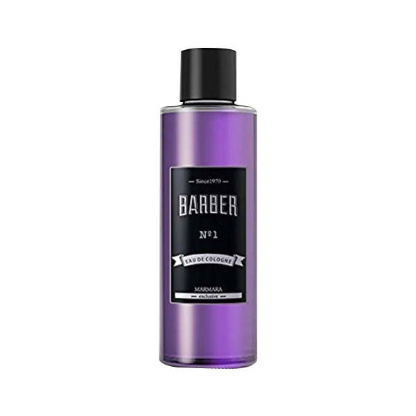 Marmara Barber Eau De Cologne / After Shave Lotion No:1 *Glass Bottle* 500ml