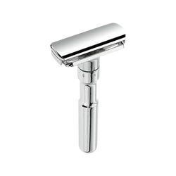 Merkur 701 Adjustable Polished Chrome DE Safety Razor