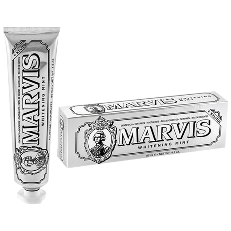 Marvis Whitening Mint Toothpaste 85 ml. - Barbersupplies & Co