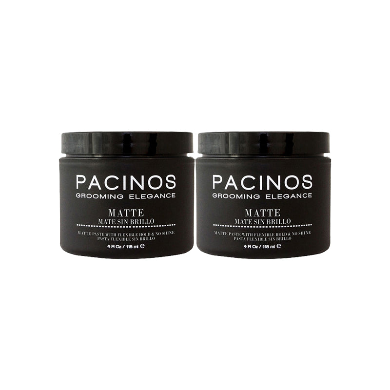 Pacinos Grooming Elegance Matte 118 ml - Barbersupplies & Co