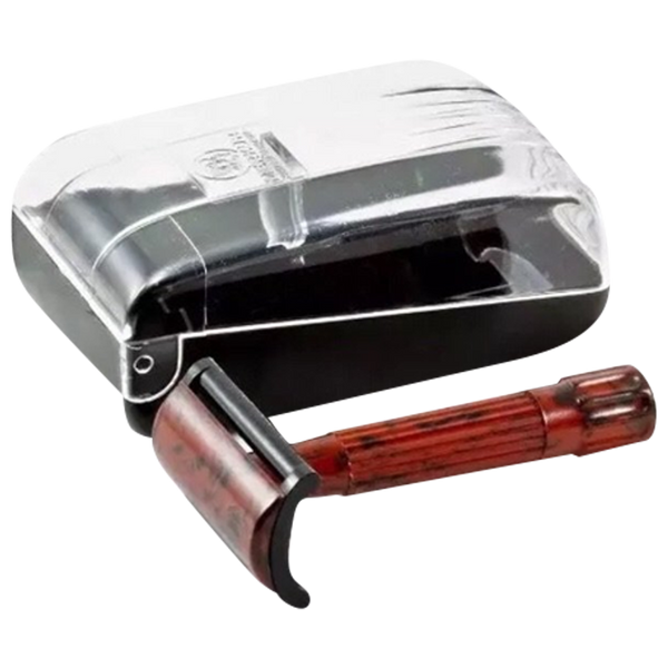 Merkur Bakelite Double Edge Safety Razor 45C - Barbersupplies & Co