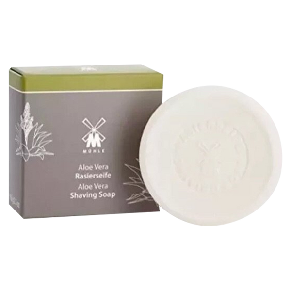 Muhle Shave Care Aloe Vera Shaving Soap 65gr. - Barbersupplies & Co