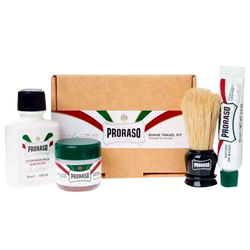New Proraso Travel Shave Kit - Barbersupplies & Co