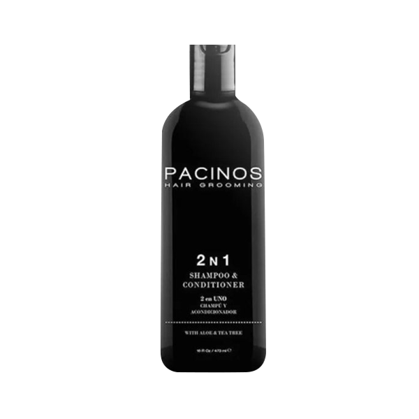 Pacinos 2 in 1 Shampoo & Conditioner 473ml