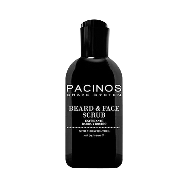PACINOS BEARD & FACE SCRUB 118ML