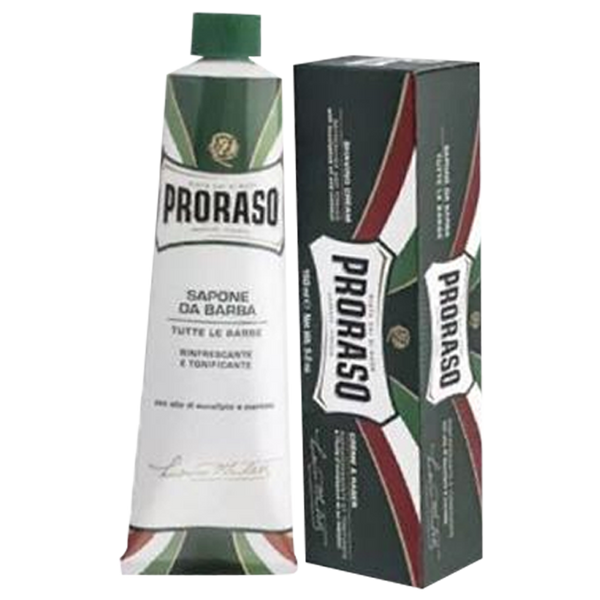 PRORASO Shaving Cream Tube - Barbersupplies & Co