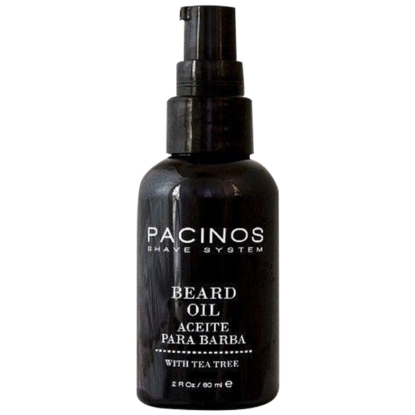 Pacinos Shave System Signature Line  Beard Oil 60 ml. - Barbersupplies & Co