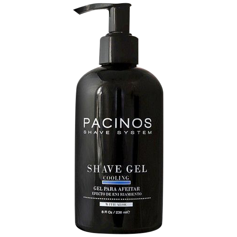 Pacinos Signature Line Shave Gel 240 ml. - Barbersupplies & Co