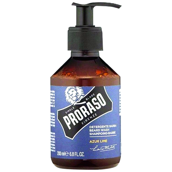 Proraso Beard Wash 200ml - Barbersupplies & Co