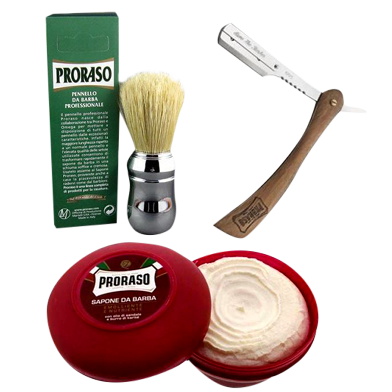 Proraso Shaving Kit - Barbersupplies & Co