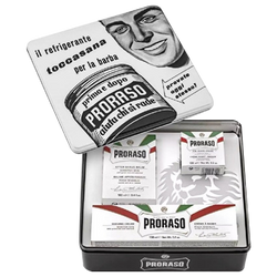 Proraso Vintage Green Tea Shaving Kit - Barbersupplies & Co