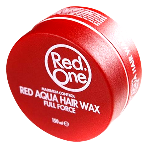 Red One Red Aqua Hair Wax 150ml - Barbersupplies & Co
