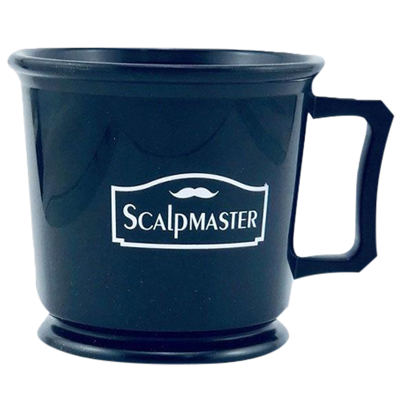 Scalpmaster Shaving Mug SB-SC-MUGR. Brand New - Barbersupplies & Co