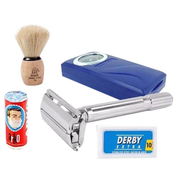 Shaving Travel Kit - Barbersupplies & Co