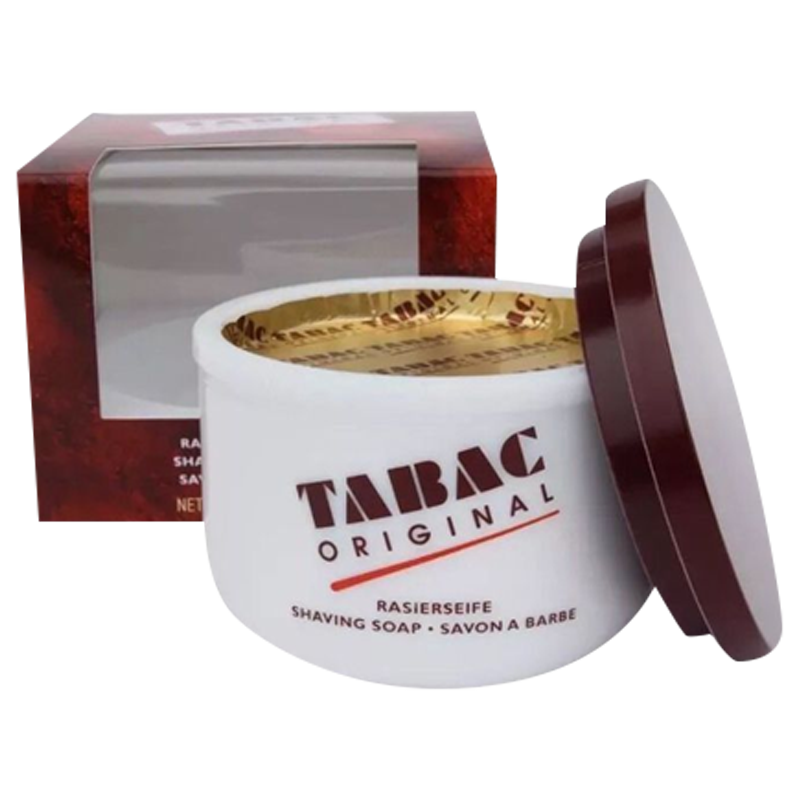 TABAC ORIGINAL SHAVING SOAP - 125 gr. - Barbersupplies & Co