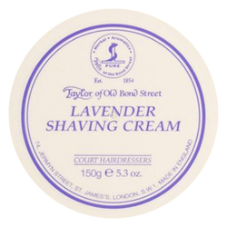 Taylor of Old Bond Street Shaving Cream Bowl 150g in 6 Different Scents