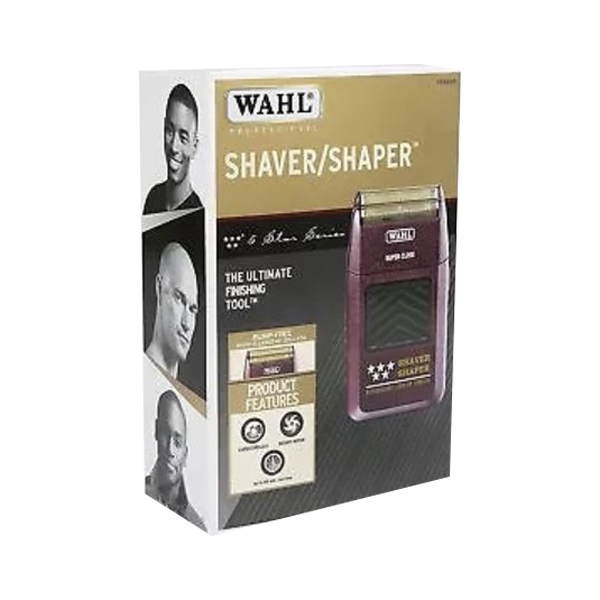 Wahl Professional 5 Star Cord/Cordless Rechargeable Shaver/Shaper