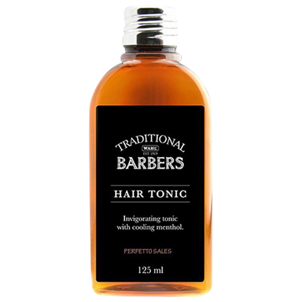Wahl Traditional Barbers Hair Tonic 125ml - Barbersupplies & Co