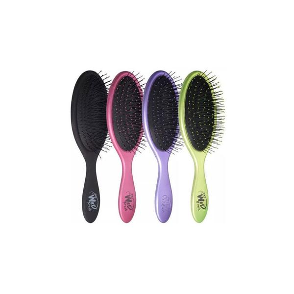 The Wet Brush Detangling Pro – Select Metallic Original in Black, Pink, Purple or Green - Barbersupplies & Co