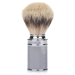 Muhle Silvertip Badger Hair Shaving Brush - Chrome