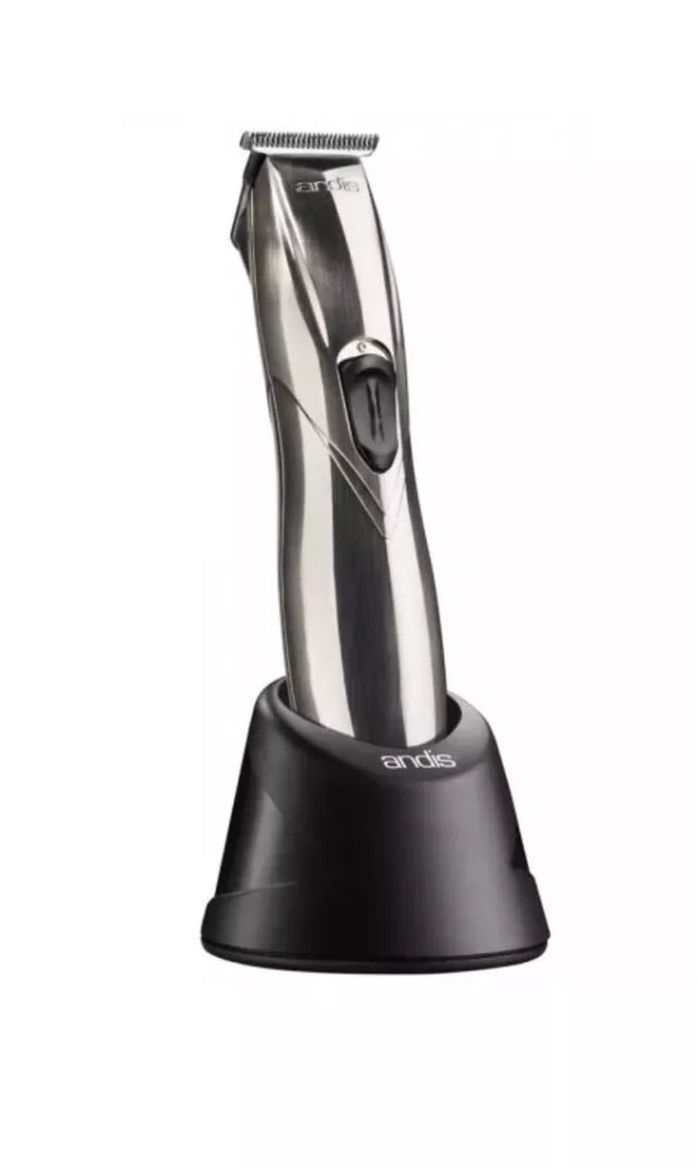Andis Slimline Pro Li D8 Professional Cord/Cordless T-Blade Hair Trimmer D8 - Barbersupplies & Co