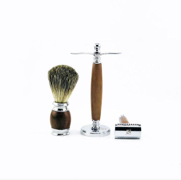 Keen Quality Shaving Set - Barbersupplies & Co