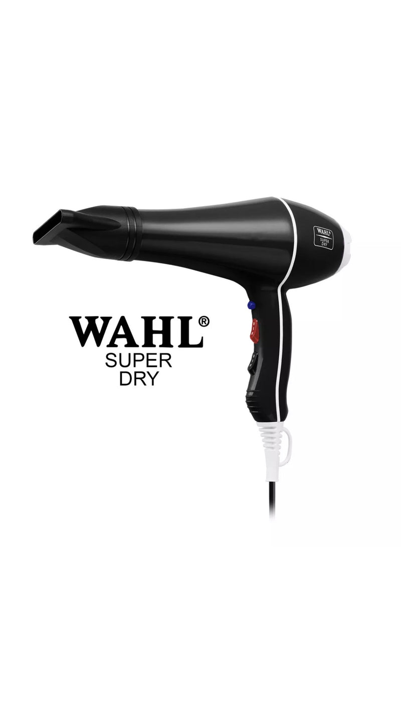 Wahl Super Hair Dryer 2000w