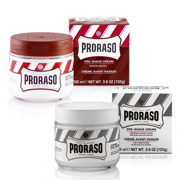 Proraso Pre and Post Shave Cream - Barbersupplies & Co