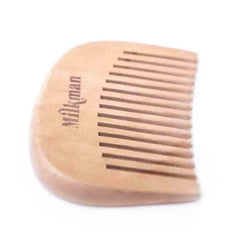 Milkman Grooming Co. | Wood Beard Comb