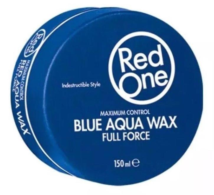12 X Red One Full Force Hair Wax / BlueOne & RedOne - Barbersupplies & Co