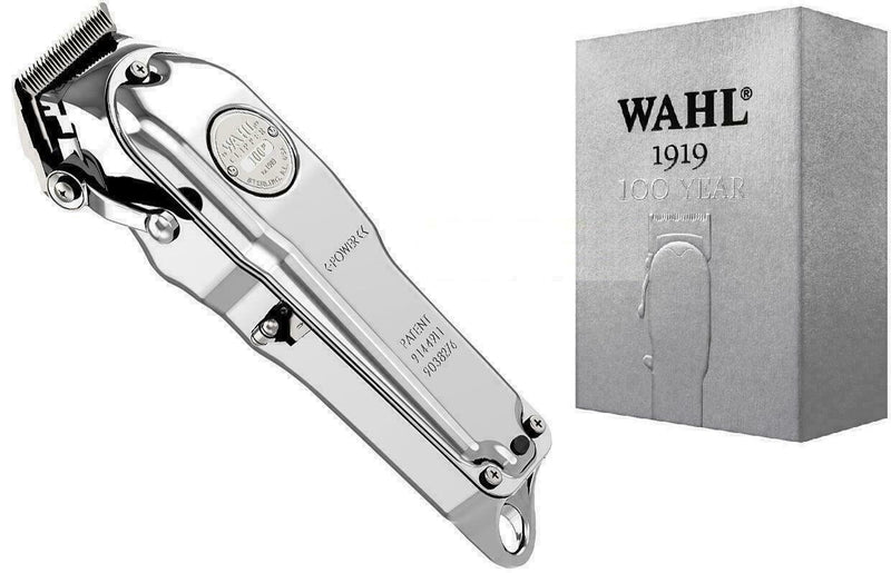 Wahl 100 Year Anniversary Cordless Clipper 1919 Limited Edition