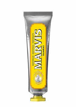 Marvis Luxurious Italian Rambas Mint Toothpaste Refreshing 75ml Tube