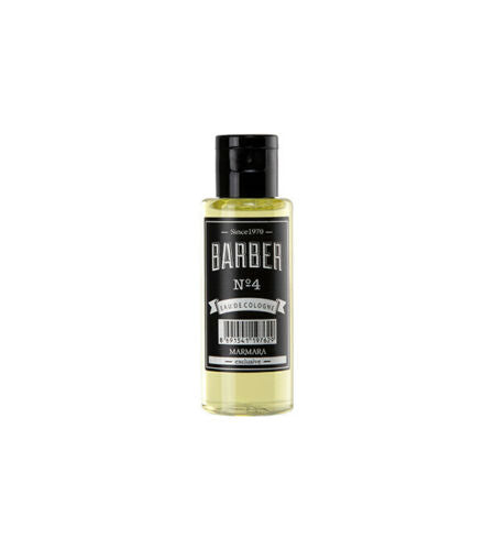 Marmara Barber | Eau De Cologne | After Shave Lotion | Travel Size 50ml | No:4