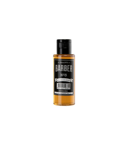 Marmara Barber | Eau De Cologne | After Shave Lotion | Travel Size 50ml | No:3