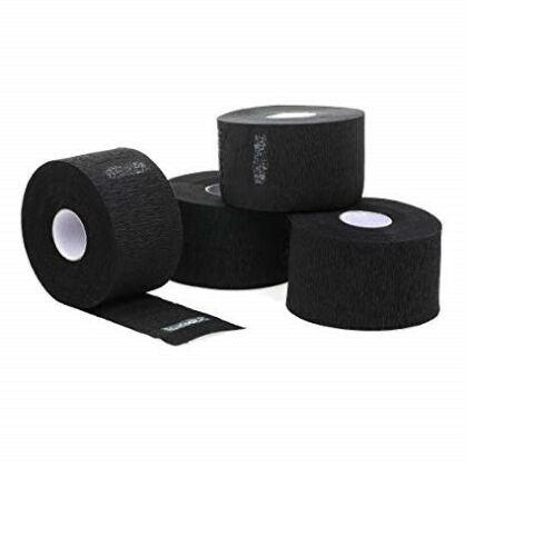 Red One Barber Salon Black Neck Strips Pack of 5 Rolls