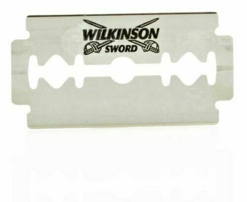 Wilkinson Sword | Double Edge Razor Blades | Premium Safety DE | 5 Count