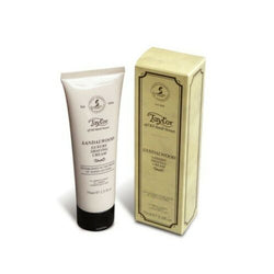 Taylor of Old Bond Street | Sandalwood Shaving Cream Tube 75ml