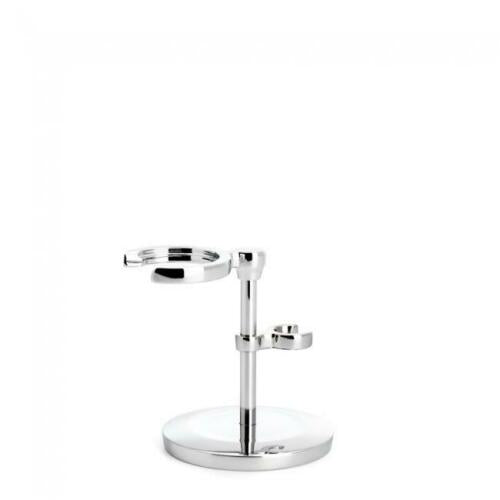 Muhle Shaving | RHM SR SET | Brush and Razor Stand | Chrome