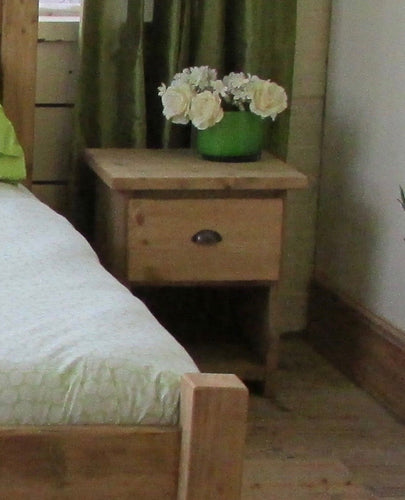 Airedale Bedside Table - Brogan & French