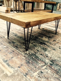 Denby Dale Reclaimed Timber Coffee Table - Brogan & French