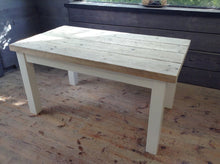Modern Chunky Dining Table and Bench Set - Brogan & French