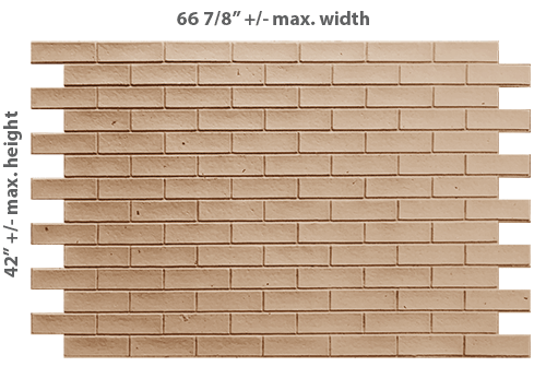 PAS011 - Clean Brick (printable)
