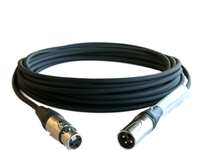 3 Pin XLR Extension Cable