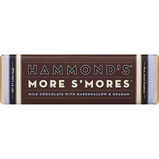 Hammond's - More S'mores 64g