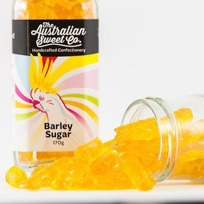 The Australian Sweet Co. Barley Sugar 170g