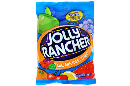 Jolly Rancher - Gummies 198g