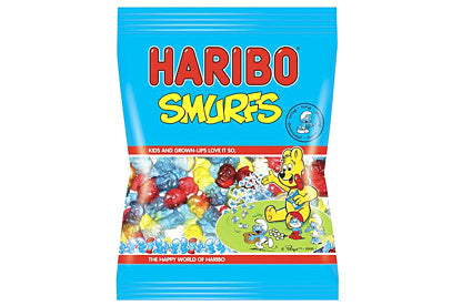 Haribo - The Smurfs 113g