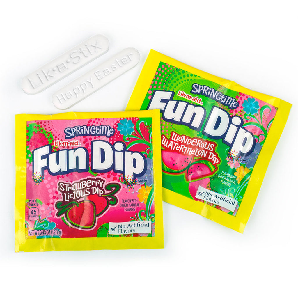 Easter Edition Fun Dip 12g