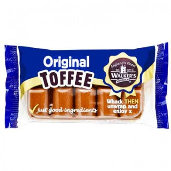 Walkers - Original Toffee 100g